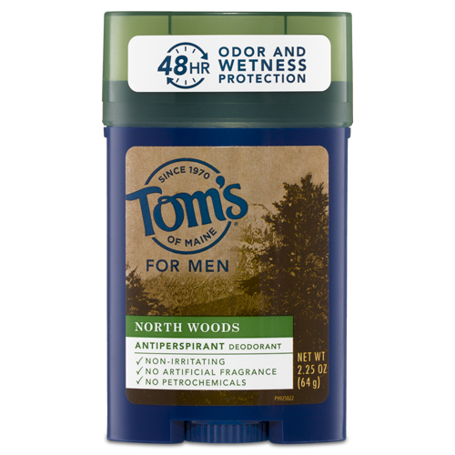 Men's Antiperspirant Deodorant