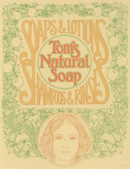 Tom's Natural Soap